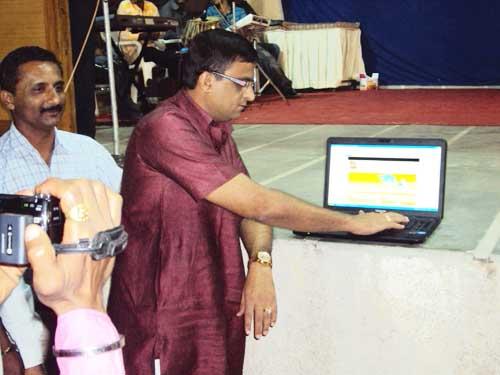 Gandhidham NP Online Payment Website Inaugration